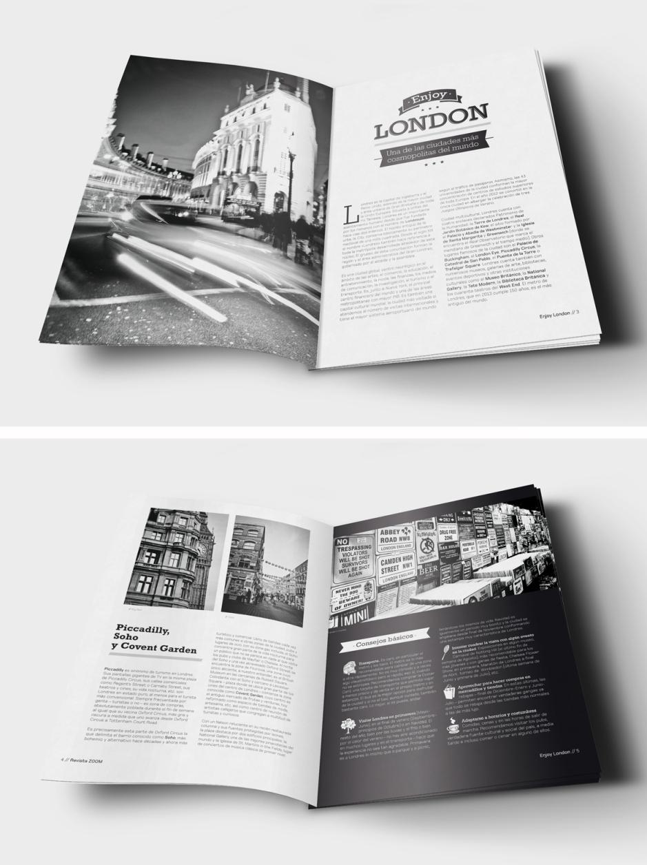 compaginacion London